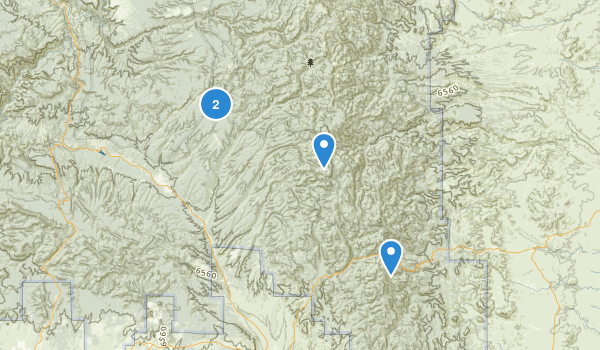 Aldo Leopold Wilderness Map