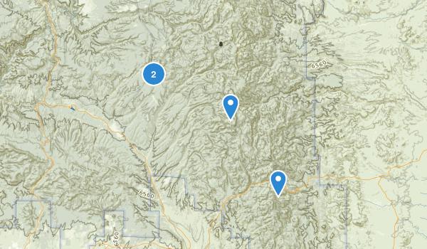 Aldo Leopold Wilderness Map