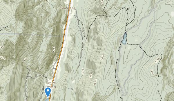 Big Branch Wilderness Map