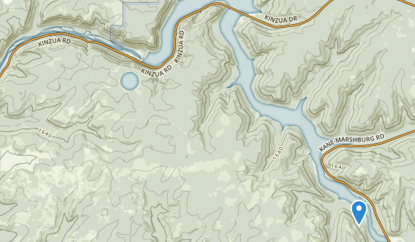 Allegheny Purchase Unit Map