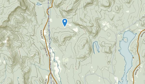 White Mountain Purchase Unit Map