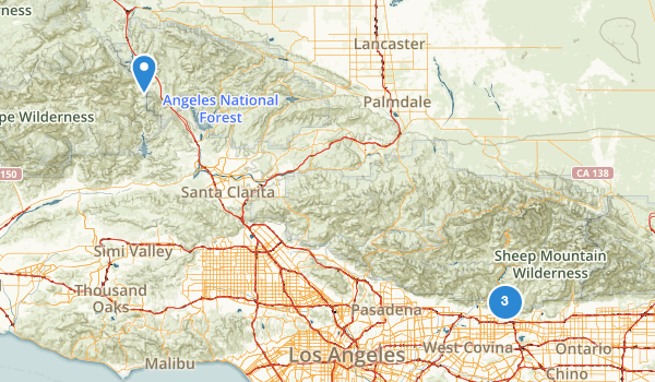 Angeles Other Map