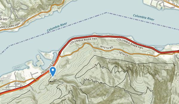 Mt. Hood Purchase Unit Map