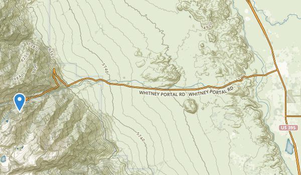 Inyo Other Map