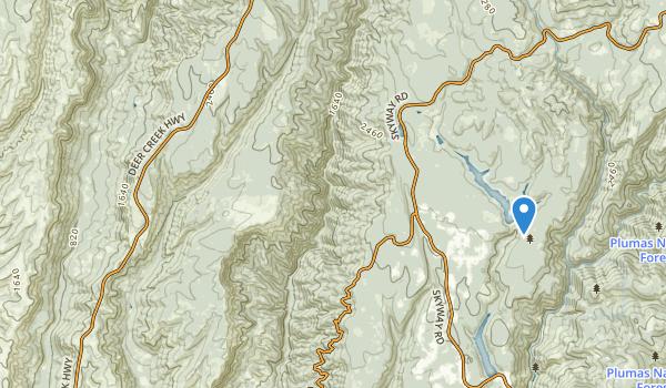 Lassen Other Map