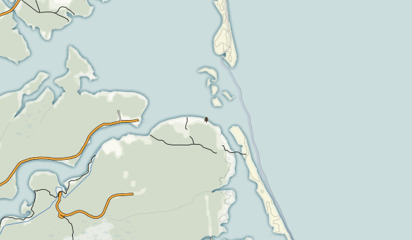 Kouchibouguac National Park Of Canada Map