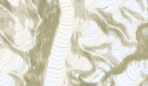 Lake Clark National Preserve Map