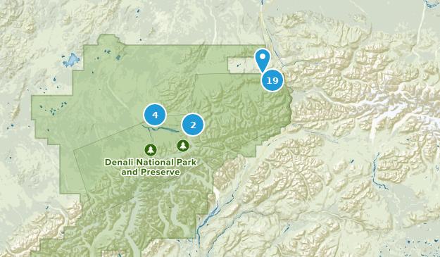 Beste Wege in Denali National Park | AllTrails