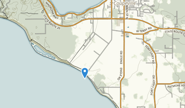 Ebey's Landing National Historical Reserve Map