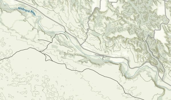 Niobrara National Scenic River Map