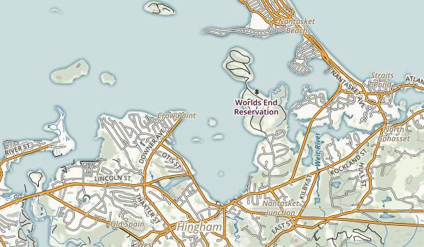 Langlee Map