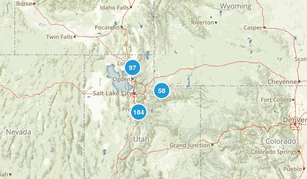 Best Trails In Uinta Wasatch Cache National Forest Utah Alltrails
