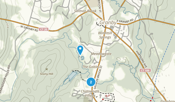 McLean Game Refuge Map