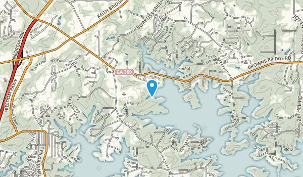 Charleston Park Map
