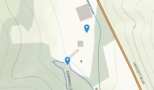 Crockett Hills Regional Park Map