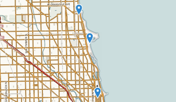 Lincoln Park Map