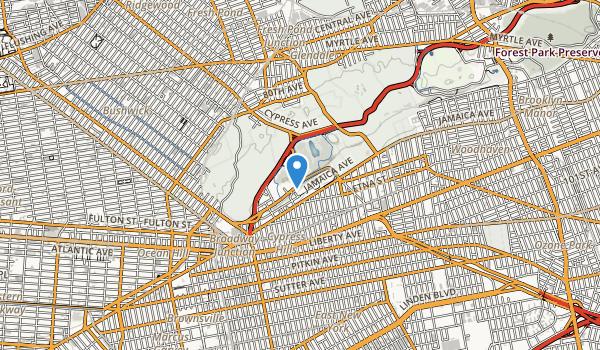 Highland Park Map