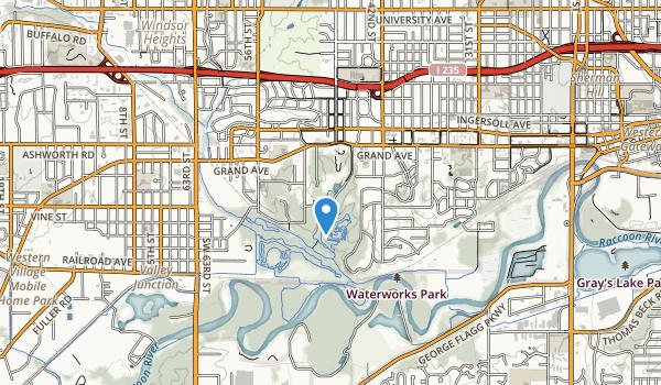 Greenwood Park Map