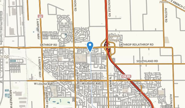 Martin Park Map