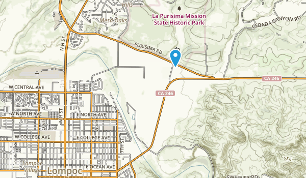 River Park Map
