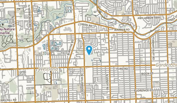 Jaycee Park Map
