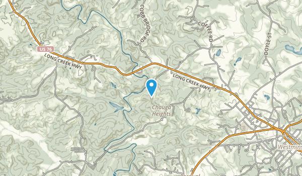 Chau-Ram County Park Map