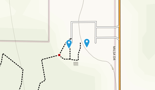 Woodland Hills Park Map