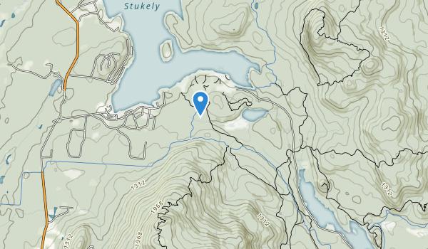 trail locations for Parc national du Mont-Orford-3321, chemin du Parc Orford, Québec J1X7A2