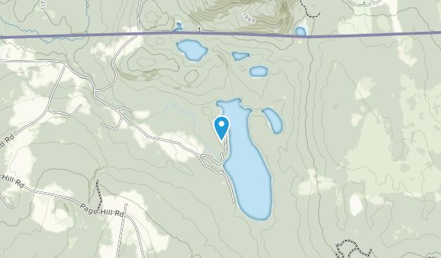 Bill Sladyk WMA Map