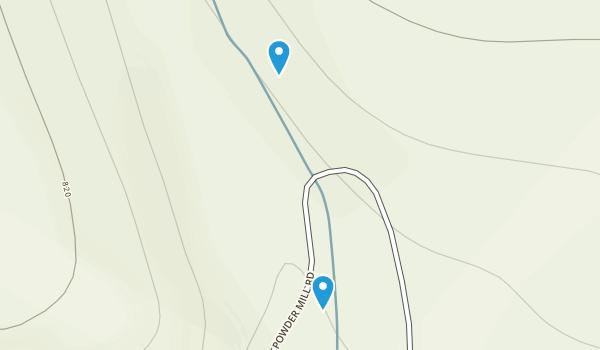 Geisinger Stewardship Forest Map