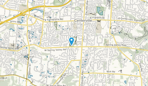 Stubbs Park Map