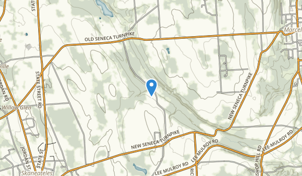 Skaneateles Conservation Area Map