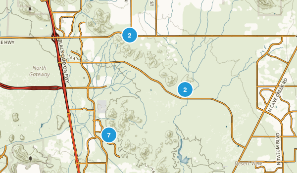 Phoenix Maps Arizona US Maps Of Phoenix Phoenix On Map Of United - Us map arizona