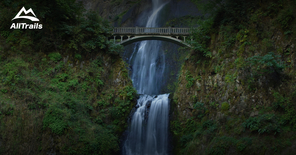 best trails in columbia river gorge national scenic area