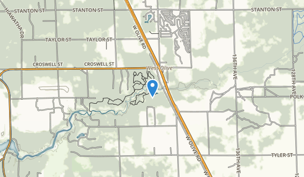 Hemlock Crossing Park Map