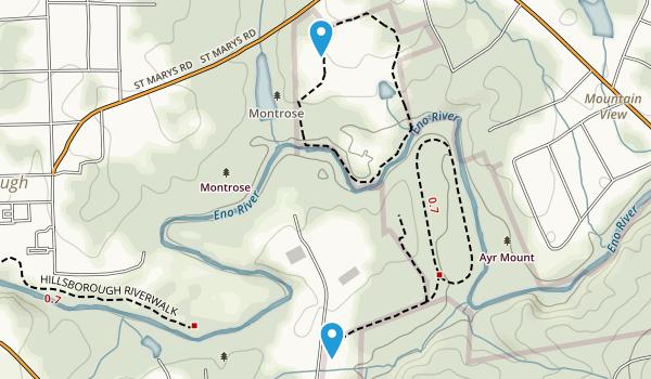 Ayr Mount Map