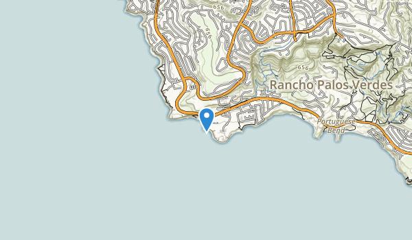 Terranea Resort Map