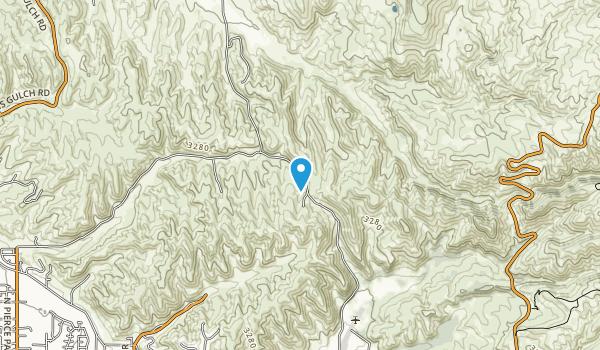 Polecat Gulch Reserve Map
