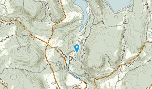 Nickerson Park Campground Map