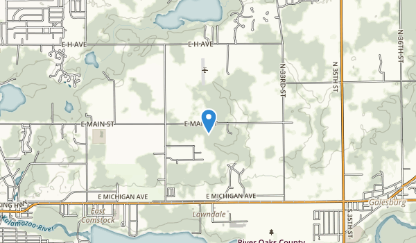 Chipman Preserve Map