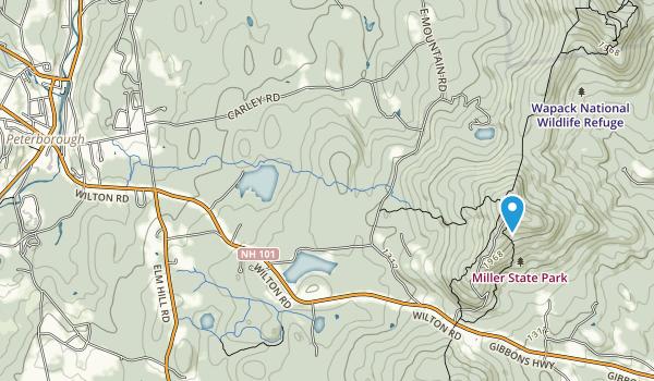 Joanne Bass Bross Preserve Map
