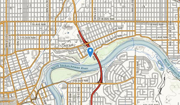 Kinnaird Park Map