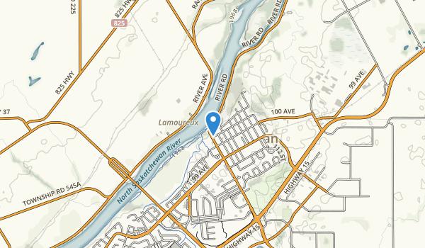 Fort Centre Park  Map