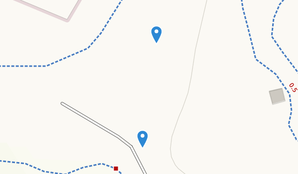 trail locations for Gold Bar Park