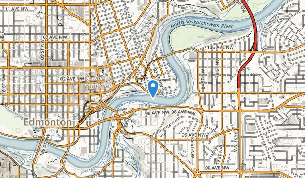Riverdale Park Map