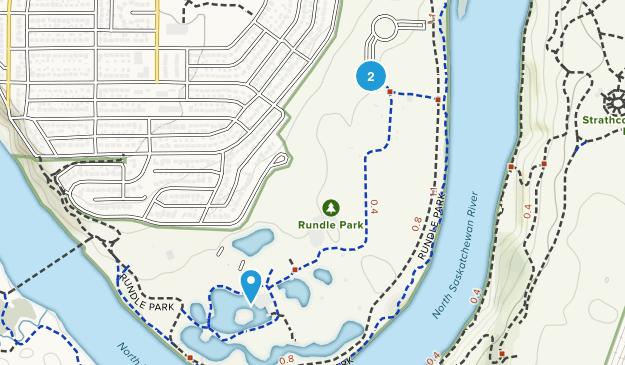 Rundle Park Map