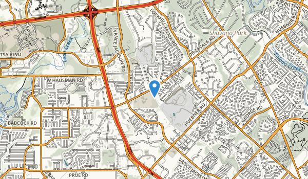 Gorrell Memorial Park Map