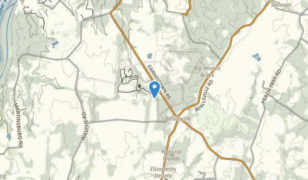 Woodstock Equestrian Park Map