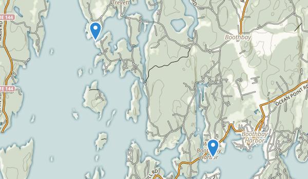 Porters Preserve Map