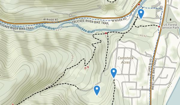 Paige Meadows Map